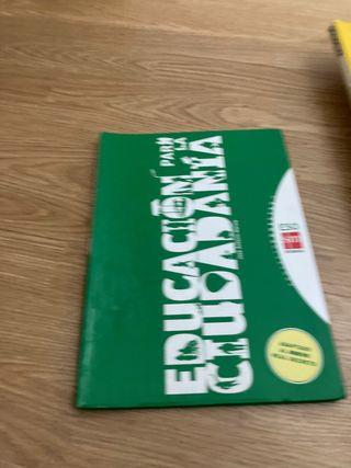 Libro ciudadanía