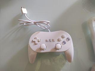 Consola WII U con muchos juegos y accesorios