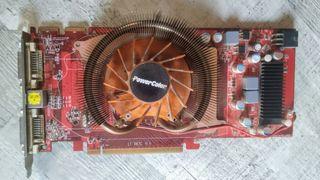 Tarjeta Gráfica Radeon HD 3850 512mb