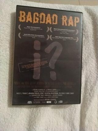 Bagdad Rap - Dvd - Rapsolo