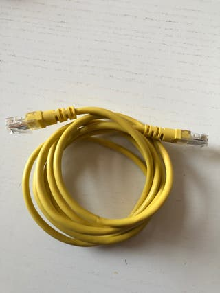 Cable Ethernet en perfecto estado