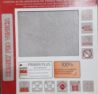 Losetas auto-adhesivas de vinilo para suelos