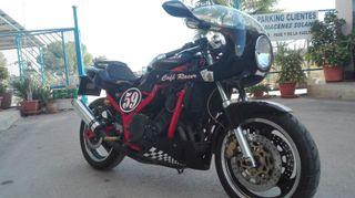 Moto Yamaha FZ 750 Cafe Racer