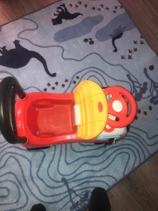 Mi primer correpasillos Mickey Mouse