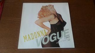 disco Vinilo Madonna Voge