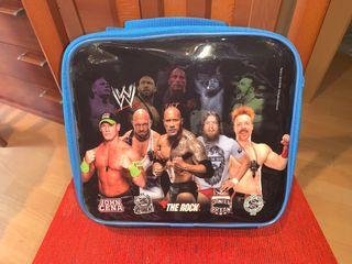 Lunch bag y botella para agua WWE nueva