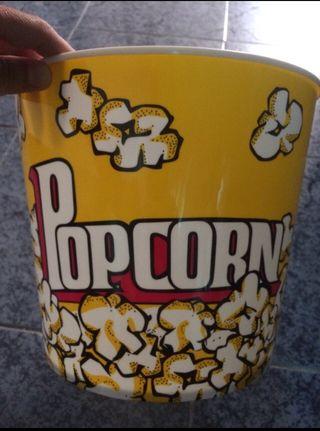 Bol de palomitas Popcorn