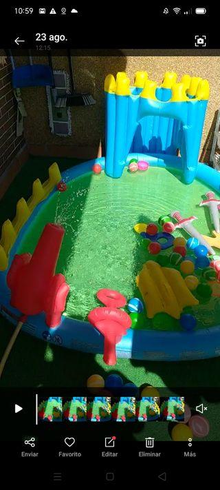 piscina bebes