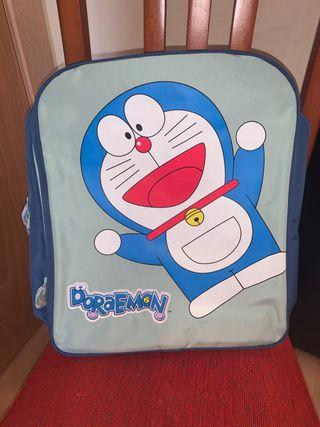 Mochila Doraemon Nueva