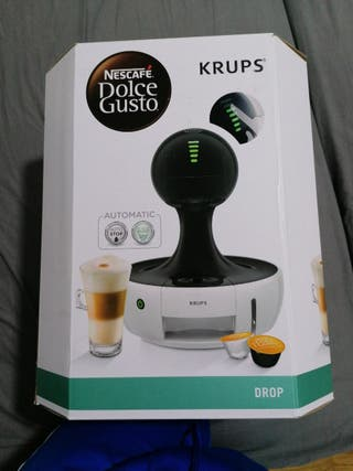 Cafetera Dolce Gusto Automática.