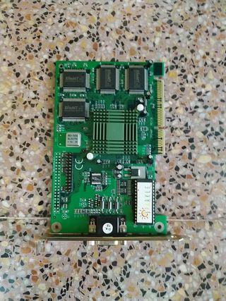 Tarjeta gráfica Intel 740 SP740M 8MB