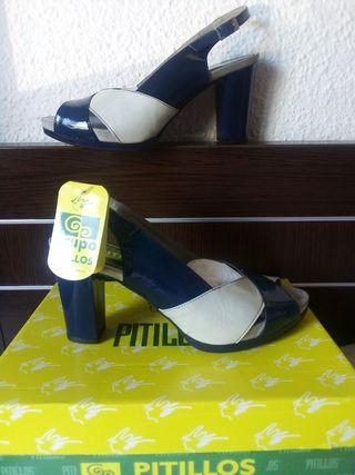 Zapatos tacón mujer Pitillos NUEVOS Talla 39