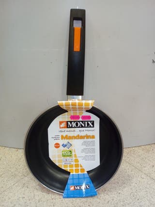SARTEN MONIX MANDARINA 22CM (NUEVA)