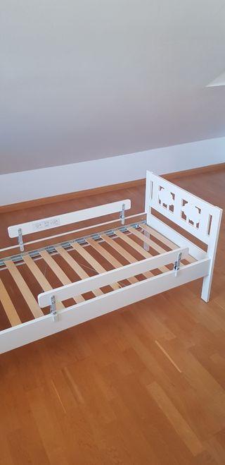 Cama Ikea niño