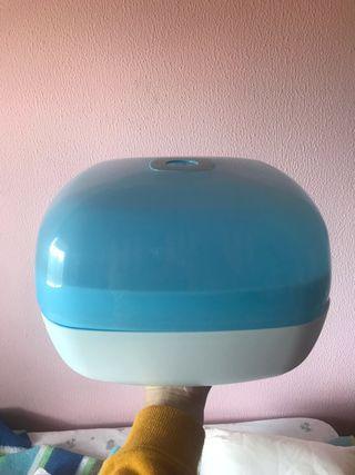 Esterilizador de microondas sin estrenar