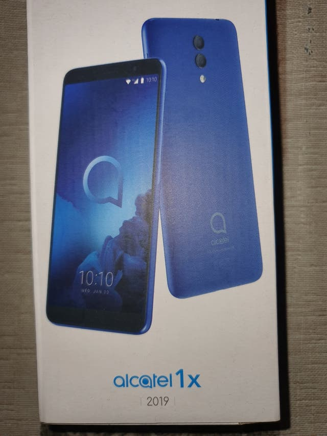 Movil Alcatel 1 X