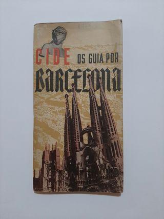 Guia de viaje de Barcelona