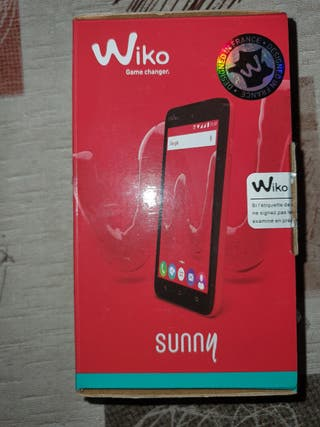 Movil Wiko Sunny