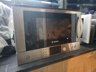 microondas con horno BOSCH