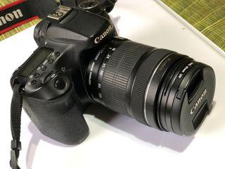 Camara de fotos reflex digital canon EOS 70D