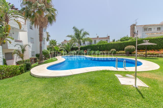 Apartamento 2 Dormitorios en Bel Air, Estepona (Bel-Air, Málaga)