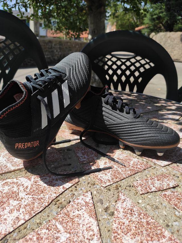 Botas de fútbol (Aluminio mixta)