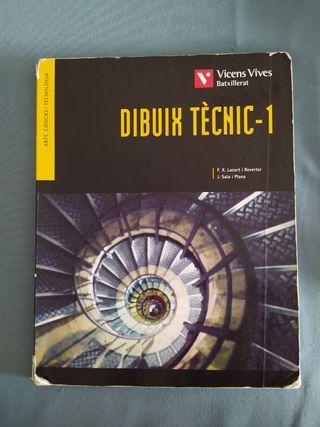 DIBUIX TÈCNIC 1r BATXILLERAT