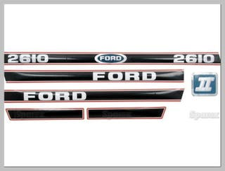 Pegatinas - Ford