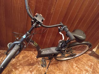 bici urbana, marca Btwin