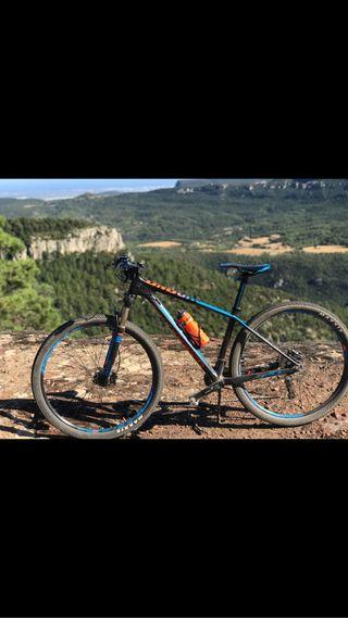 "Bicicleta Mondraker carbono 29"""