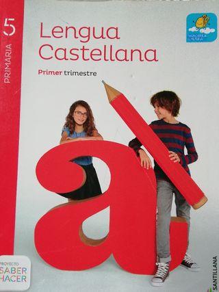 Lengua Castellana Primaria Santillana