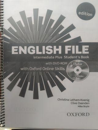Libro de Inglés Escuela de Idiomas