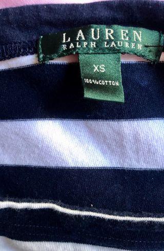 Camiseta marinera Ralph Lauren
