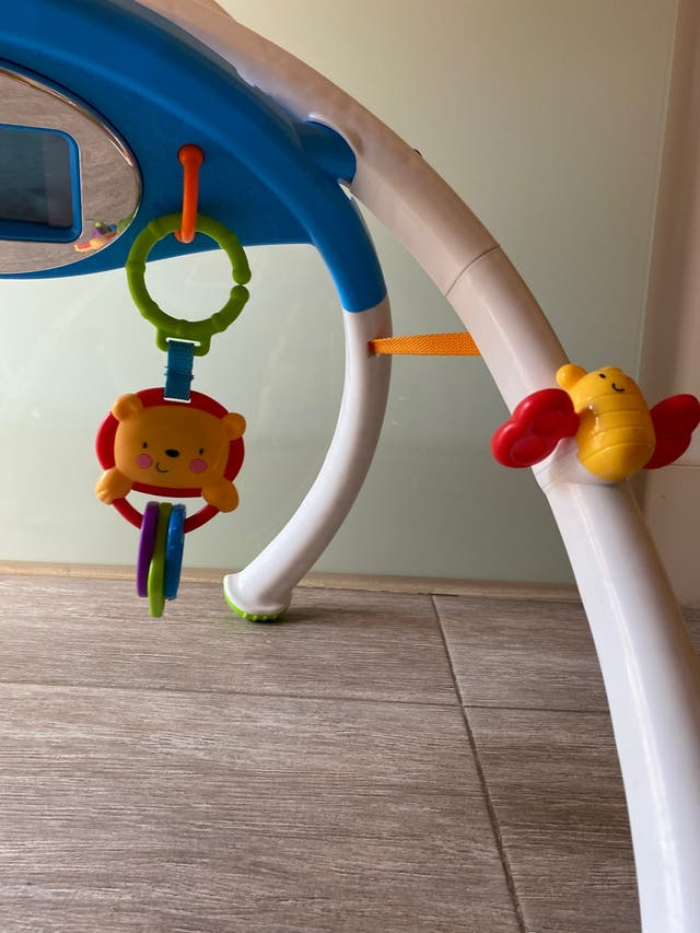 Juego Fisher Price bebe