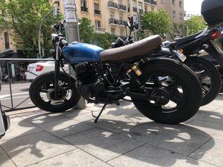 Cafe racer Honda cb 250cc