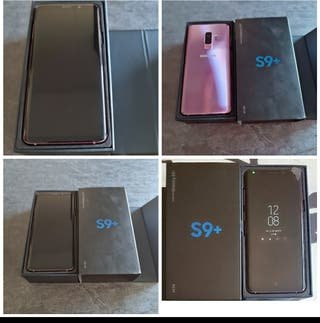 Samsung Galaxy S9 plus en perfecto estado