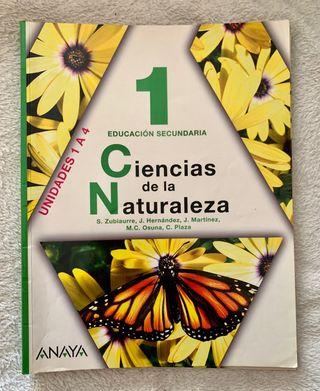 Ciencias de la naturaleza 1°ESO