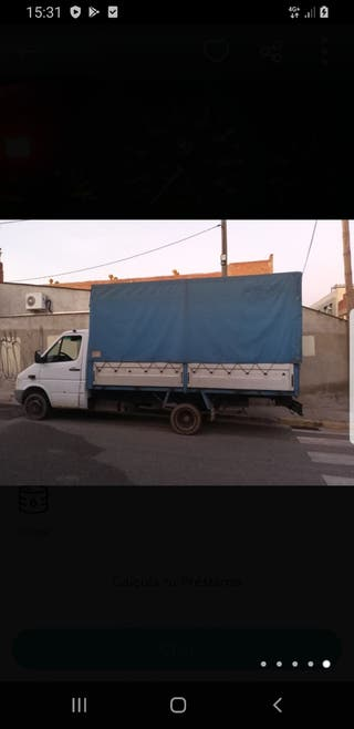 alquiler de camion 50€ 2002