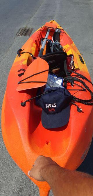kayak en excelente estado