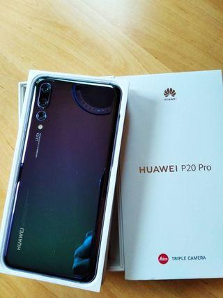 HUAWEI P20 PRO 128GB PERFECTO ESTADO