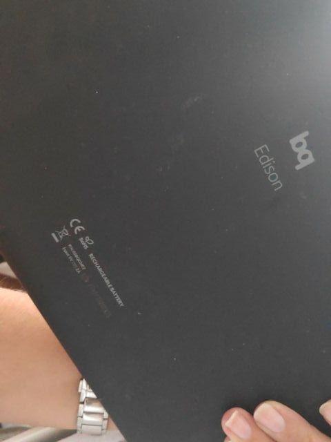 Tablet bq para piezas