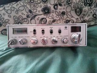 Emisora de radio CB27 Super Star 3900