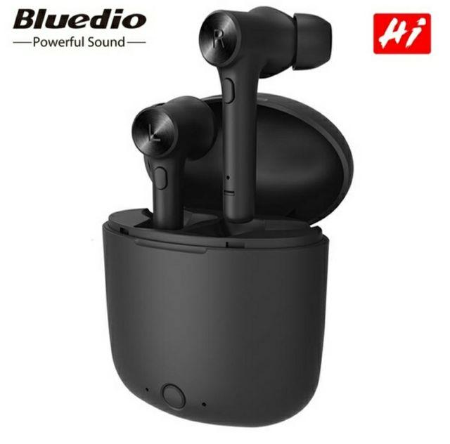 Bluedio Powerful Sound Wireless Earphones HIFI