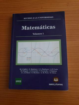 Matemáticas Vol 1