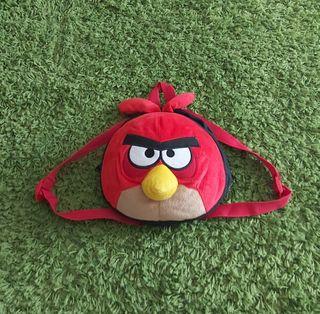 Mochila peluche Angry Birds