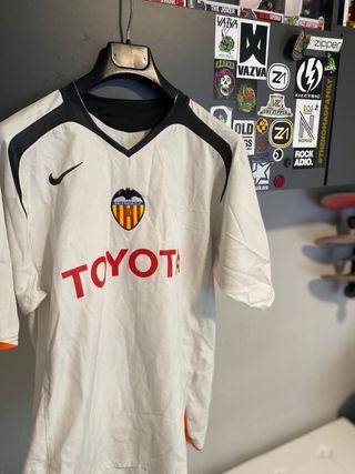 Camiseta Retro Valencia