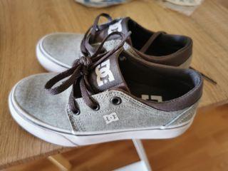 zapatillas a estrenar marca DC