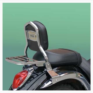 Respaldo moto KAWASAKI VN 900 Spaan portaequipajes