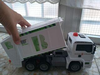 Camión basura juguetes