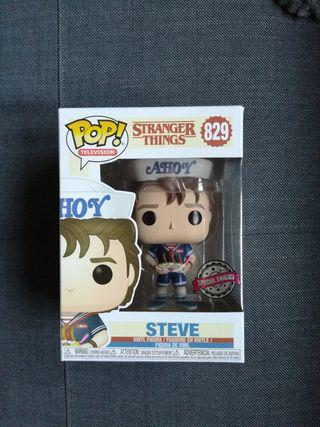 Funko POP ST Steve Ahoy